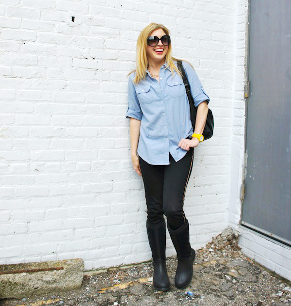 What to Wear on Rainy Days - The Boston Fashionista