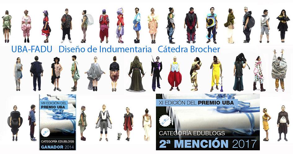 UBA - FADU Diseño de Indumentaria             Cátedra Brocher