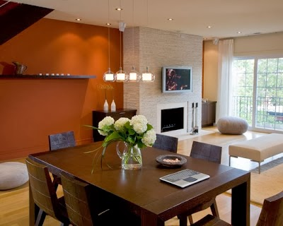 Living Room And Dining Room Together. Affordable Hgtv Dining Room ...