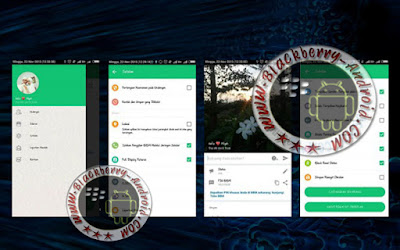 BBM Mod New Simple Fresh Lite Themes v2.10.0.35 Apk