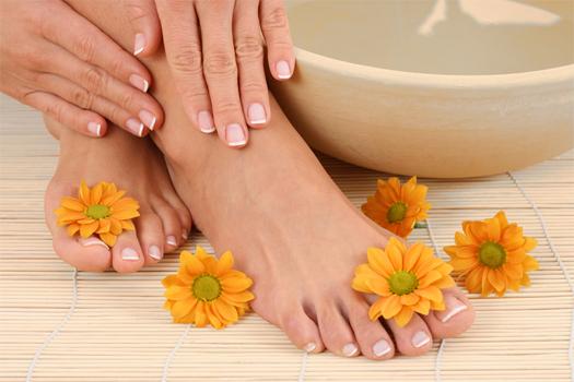Coleção Feet Up Aromatic Summer da Oriflame