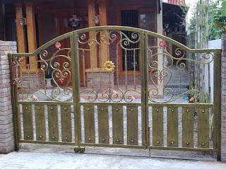 tips agar pagar besi tidak karatan