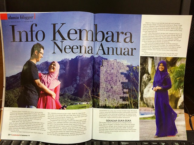 Majalah Harmoni - Sept 2014