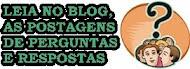 Postagens: Perguntas e Respostas