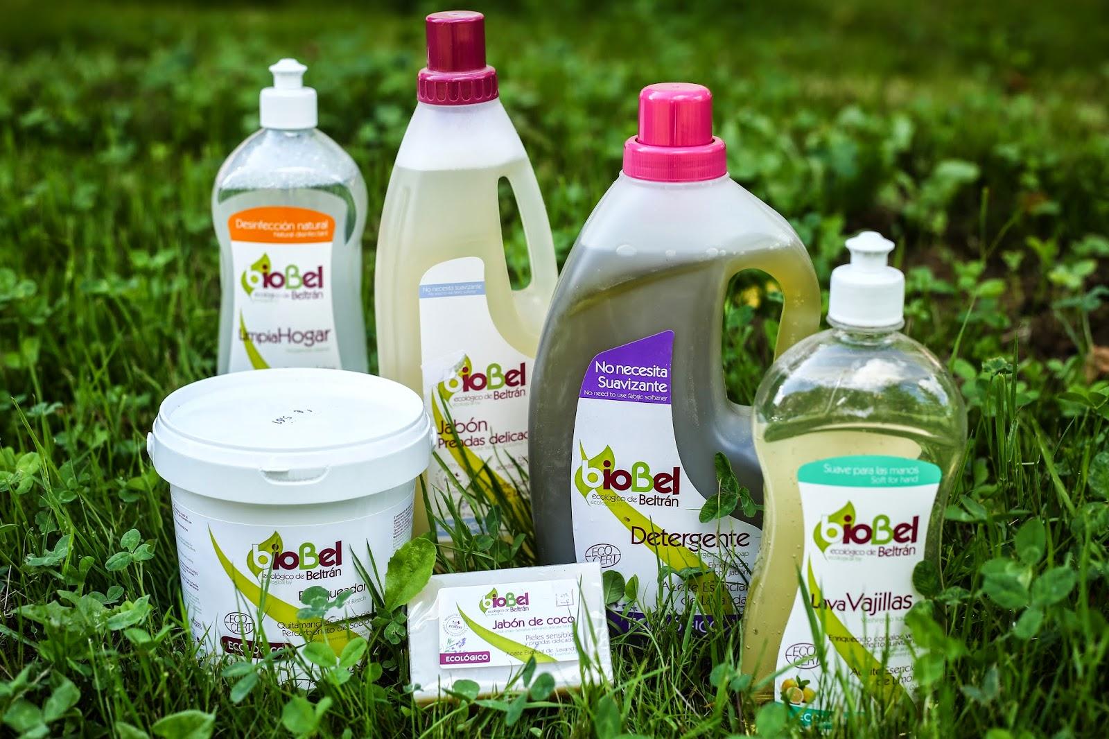 Producto de la semana limpieza eco biobel otarra - Productos de limpieza ecologicos ...