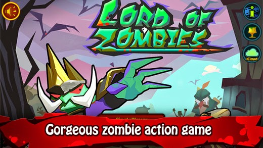 Lord of Zombies Gameplay IOS / Android