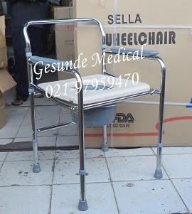 Bangku Commode Chair FS896