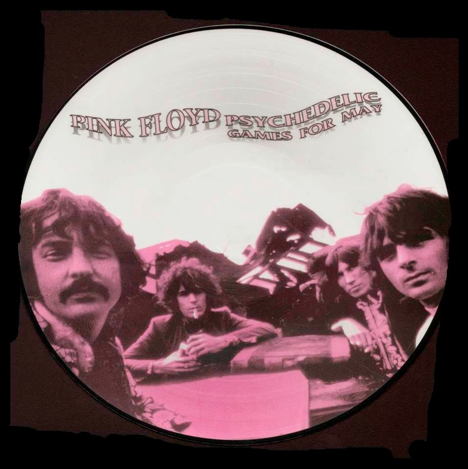 Plumdusty s page pink floyd 1975 06 12 spectrum theater philadelphia - Pink Floyd Psychedelic Games For May
