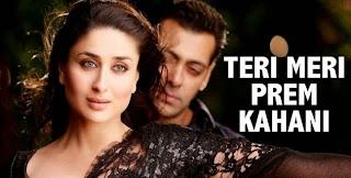 Teri Meri Prem Kahani Lyrics - Bodyguard