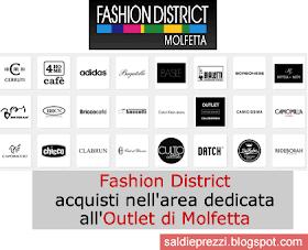 Saldi e Prezzi: Outlet Molfetta e Mantova negozi