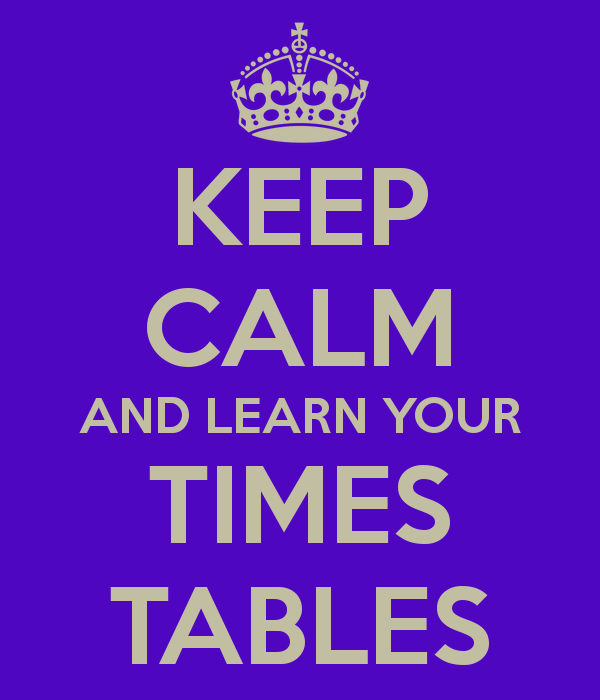 Prints of Grace: Times Table Testing and Mathmatical Justice