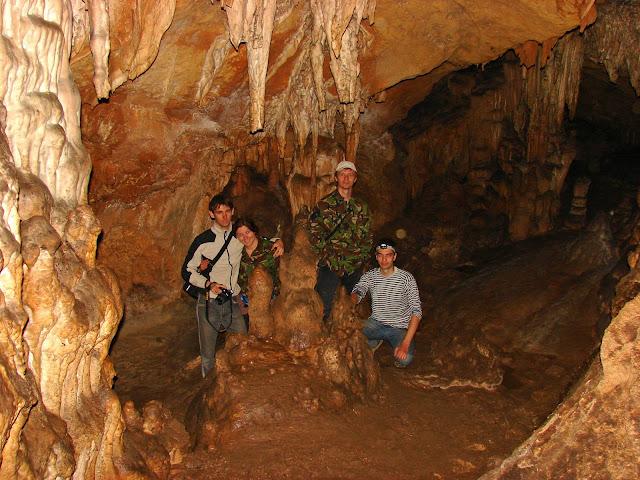 Карстовые пещеры - пещера Козья