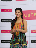 Shruti Haasan at Haute Curry fashion show-cover-photo