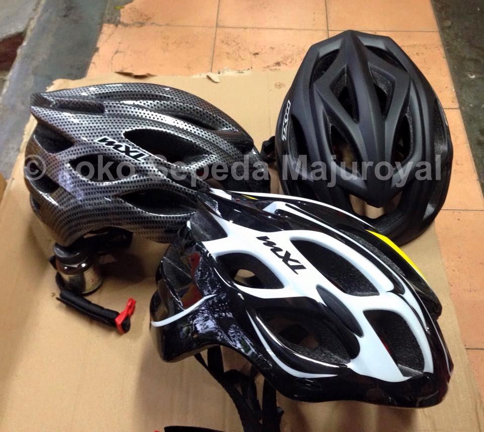 Helm Sepeda MXL mirip Fox Flux