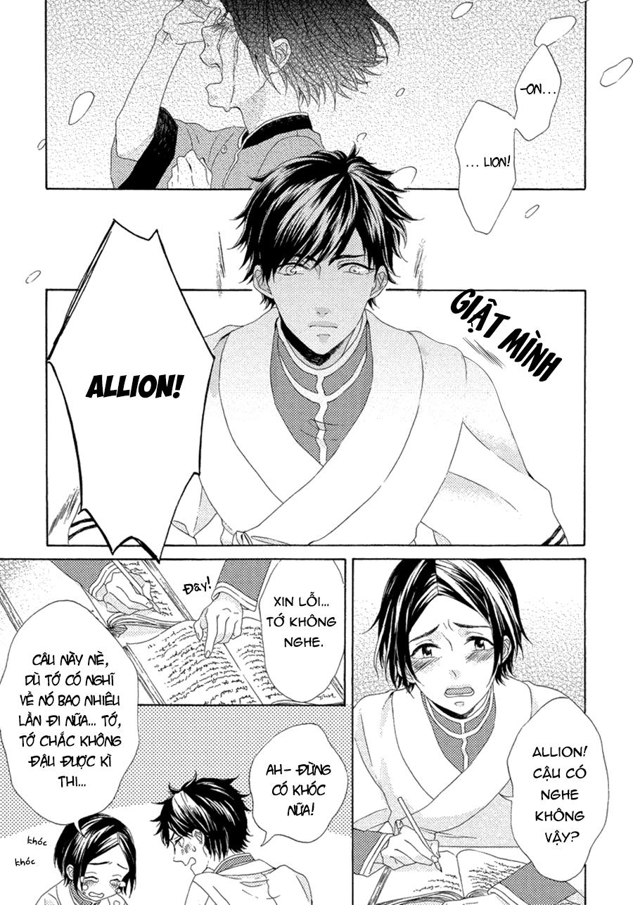 Ookami Wa Hana No Naku chap 2 - Trang 5