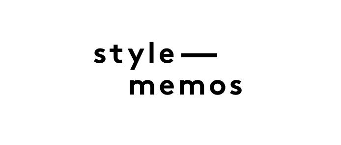 Style Memos
