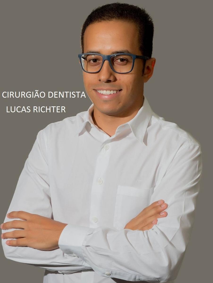 [INFORME PUBLICITÁRIO] MÉDICO Drº LUCAS RICHTER  CIRURGIÃO