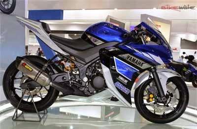 Gambar Motor Yamaha R25 versi Tokyo Motor Show 2013