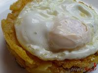 Huevos Rotos con Chorizo-resultado final
