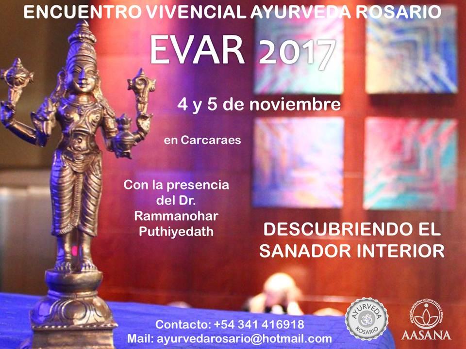 Encuentro Vivencial de Ayurveda