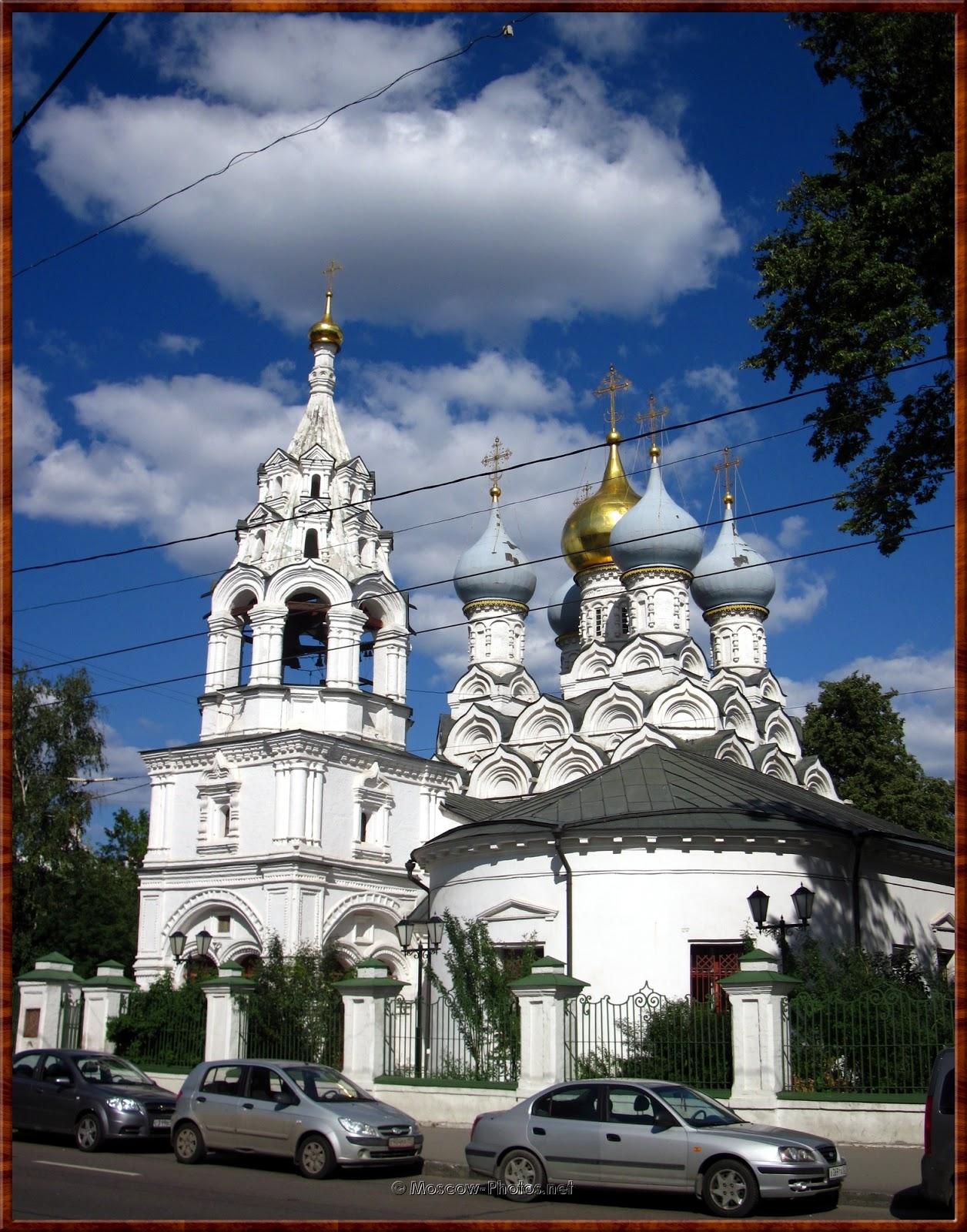 Church of St. Nikolay v Pyzhah