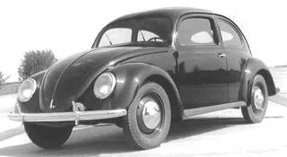Something Interesting: VolksWagen Model Year 1940 - 1949