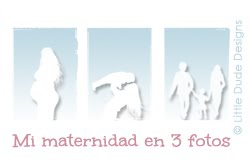 Mi maternidad en 3 fotos - Amor Maternal
