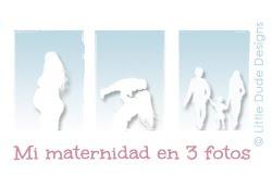 Mi maternidad en 3 fotos - Amor Maternal