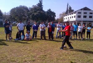 Concluyó el Curso de Rugby Infantil en Tucumán