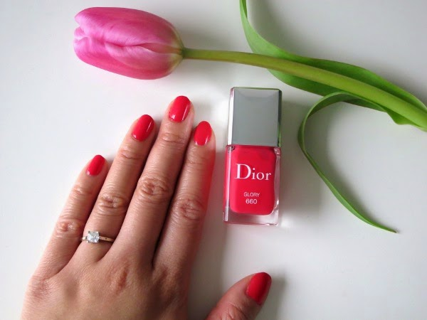 Dior Vernis Gel Shine in 'Glory'