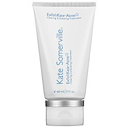 kate somerville exfolikate acne clearing treatment