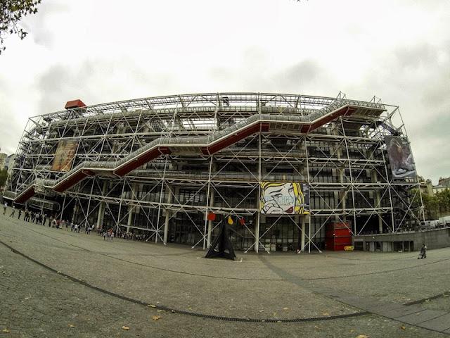 Centro Pompidou (Paris)