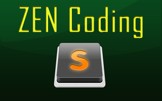 sublime text 2 zen coding