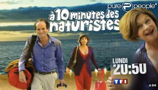 À dix minutes des naturistes / В десяти минутах от натуристов.