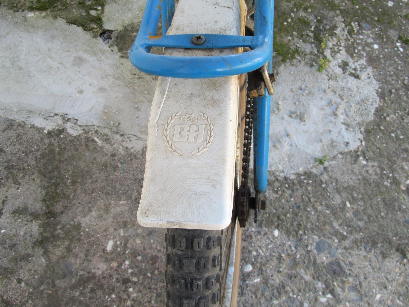 Bicicleta Clásica - BH Bicicross