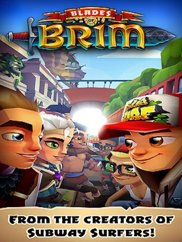 """The creators of Subway Surfers present """"Blades of Brim"""" for a June Release"""
