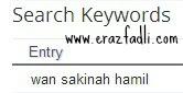Wan Sakinah Hamil