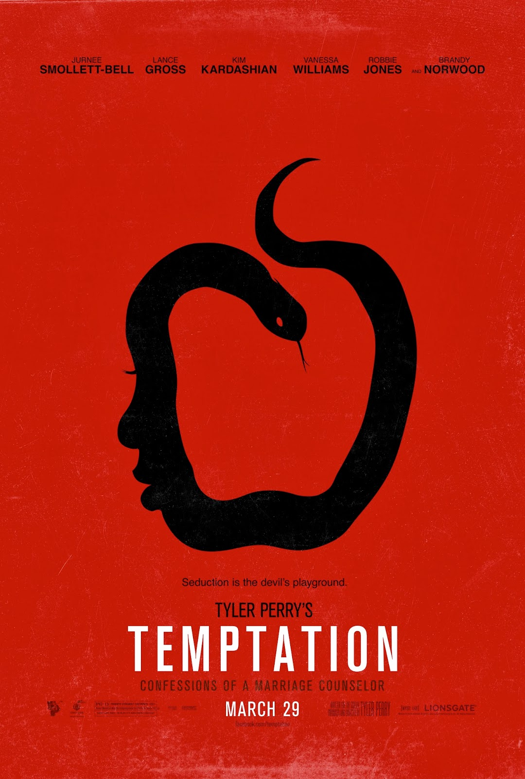 Temptation confessions of a marriage counselor 2013 poster