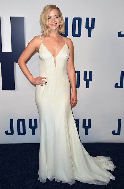 "Actress, @ Jennifer Lawrence - ""Joy"" New York Premiere"