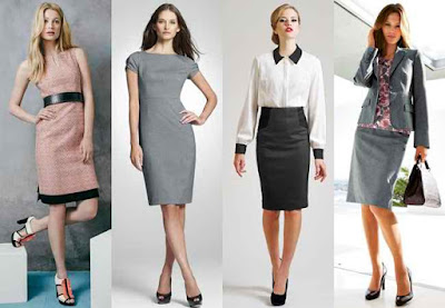 How To Wear Fashionable Dresses In Office