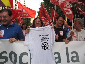 """Manifestación """"Quieren arruinar el país"""""""
