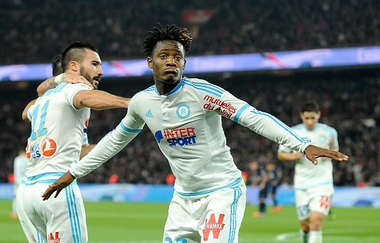 Marseille striker Michy Batshuayi snubs Arsenal