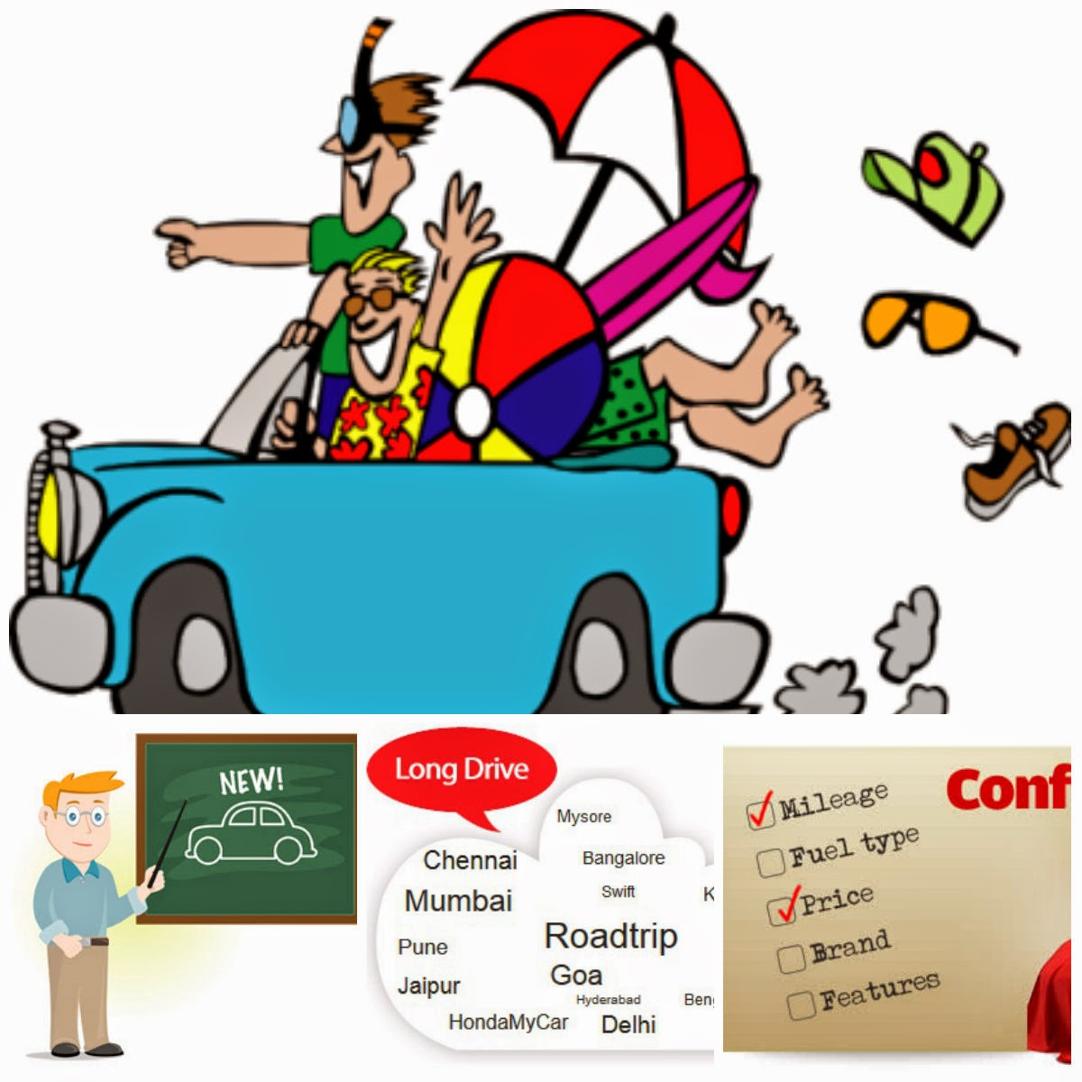 CarConnect.in - A Place For Car Lovers & RoadTrippers image