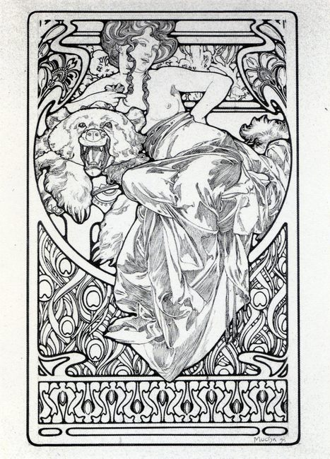 a biography of alphonse mucha a czech painter Mucha museum prague the mucha museum - the only museum in the world dedicated to the life and work of the world-acclaimed czech art nouveau artist alphonse mucha (1860 - 1939) was opened in prague to the general public on 13 february 1998.