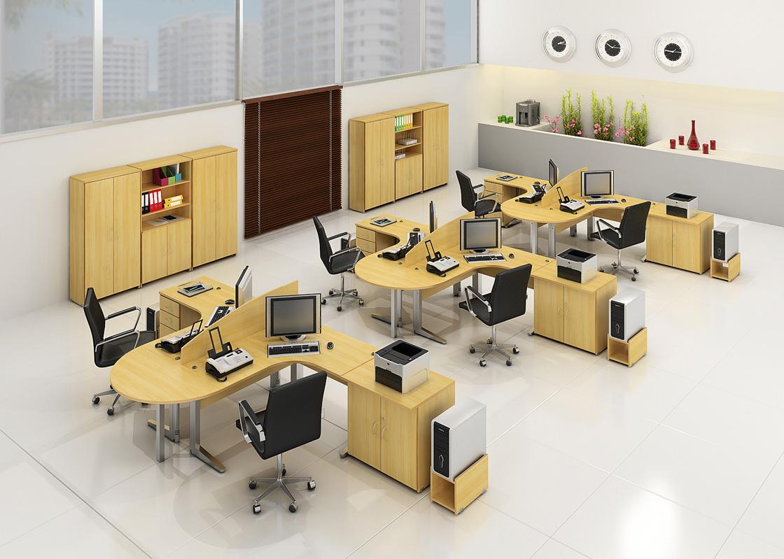 Dellux Móveis: Móveis para Escritórios Planejados (Fotos) #957836 1120x799