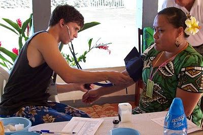 Samoa Medical Mission