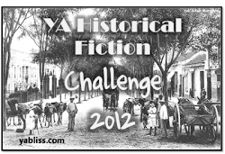 YA Historical Fiction Challenge 2012