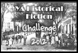 YA Historical Fiction Challenge 2012