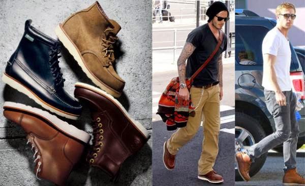 sepatu pria sekarang