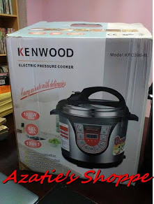 ~PRESSURE COOKER KENWOOD~